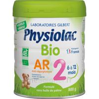 Physiolac Bio Ar 2 à BOURG-SAINT-ANDÉOL