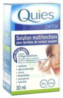 Quies Optik Solution Lentille Souple Multifonctions Fl/30ml à BOURG-SAINT-ANDÉOL