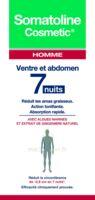 Somatoline Cosmetic Ventre Et Abdomen 7 Nuits Homme 150ml à BOURG-SAINT-ANDÉOL