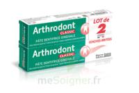 Pierre Fabre Oral Care Arthrodont Dentifrice Classic Lot De 2 75ml à BOURG-SAINT-ANDÉOL