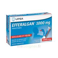 Efferalgan 1g Cappuccino Granules 8 Sachets à BOURG-SAINT-ANDÉOL