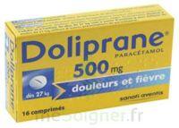 Doliprane 500 Mg Comprimés 2plq/8 (16) à BOURG-SAINT-ANDÉOL