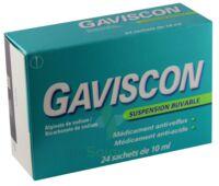 Gaviscon, Suspension Buvable En Sachet à BOURG-SAINT-ANDÉOL