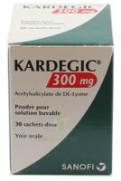 Kardegic 300 Mg, Poudre Pour Solution Buvable En Sachet à BOURG-SAINT-ANDÉOL