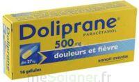 Doliprane 500 Mg Gélules B/16 à BOURG-SAINT-ANDÉOL