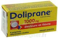 Doliprane 1000 Mg Comprimés Effervescents Sécables T/8 à BOURG-SAINT-ANDÉOL