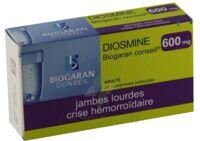 Diosmine Biogaran Conseil 600 Mg, Comprimé Pelliculé à BOURG-SAINT-ANDÉOL