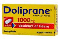 Doliprane 1000 Mg Comprimés Plq/8 à BOURG-SAINT-ANDÉOL