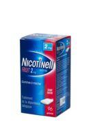Nicotinell Menthe Fraicheur 2 Mg Sans Sucre, Gomme à Mâcher Médicamenteuse 8plq/12 (96) à BOURG-SAINT-ANDÉOL