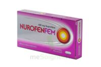 Nurofenfem 400 Mg, Comprimé Pelliculé à BOURG-SAINT-ANDÉOL