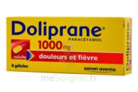 Doliprane 1000 Mg Gélules Plq/8 à BOURG-SAINT-ANDÉOL