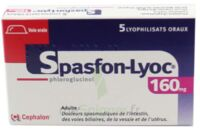 Spasfon Lyoc 160 Mg, Lyophilisat Oral à BOURG-SAINT-ANDÉOL