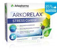 Arkorelax Stress Control Comprimés B/30 à BOURG-SAINT-ANDÉOL