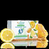 Puressentiel Respiratoire Pastilles Respiratoire Gorge Miel-citron - 18 Pastilles à BOURG-SAINT-ANDÉOL