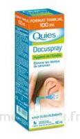Quies Docuspray Hygiene De L'oreille, Spray 100 Ml à BOURG-SAINT-ANDÉOL