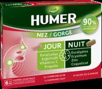Humer Nez/gorge Jour&nuit 15 Comprimés à BOURG-SAINT-ANDÉOL