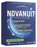 Novanuit Triple Action Comprimés B/30 à BOURG-SAINT-ANDÉOL