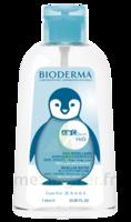 Abcderm H2o Solution Sans Rinçage Nettoyante Bébé Fl Pompe/1l à BOURG-SAINT-ANDÉOL