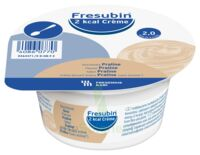 Fresubin 2kcal Creme Sans Lactose Nutriment PralinÉ 4pots/200g à BOURG-SAINT-ANDÉOL
