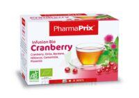 Infusion Bio Cranberry à BOURG-SAINT-ANDÉOL