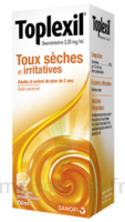 Toplexil 0,33 Mg/ml, Sirop 150ml à BOURG-SAINT-ANDÉOL