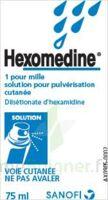 Hexomedine 1 Pour Mille, Solution Pour Pulvérisation Cutanée En Flacon Pressurisé à BOURG-SAINT-ANDÉOL