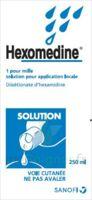 Hexomedine 1 Pour Mille S Appl Loc Fl/250ml à BOURG-SAINT-ANDÉOL