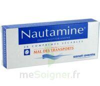 Nautamine, Comprimé Sécable à BOURG-SAINT-ANDÉOL