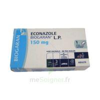 Econazole Biogaran L.p. 150 Mg, Ovule à Libération Prolongée à BOURG-SAINT-ANDÉOL