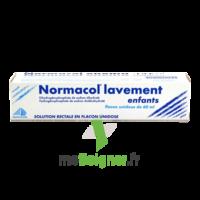 Normacol Lavement Enfants, Solution Rectale, Récipient Unidose à BOURG-SAINT-ANDÉOL