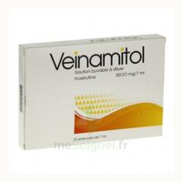 Veinamitol 3500 Mg/7 Ml, Solution Buvable à Diluer à BOURG-SAINT-ANDÉOL