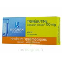 Trimebutine Biogaran Conseil 100 Mg, Comprimé à BOURG-SAINT-ANDÉOL