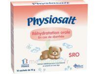 Physiosalt Rehydratation Orale Sro, Bt 10 à BOURG-SAINT-ANDÉOL