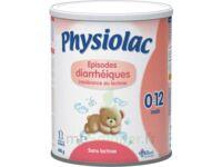 Physiolac Episodes Diarrheiques, Bt 400 G à BOURG-SAINT-ANDÉOL