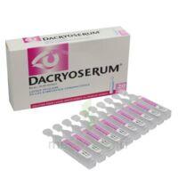 Dacryoserum Solution Pour Lavage Ophtalmique En Récipient Unidose 20unidoses/5ml à BOURG-SAINT-ANDÉOL