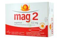 Mag 2 122 Mg S Buv En Ampoule Sans Sucre édulcoré à La Saccharine Sodique 30amp/10ml à BOURG-SAINT-ANDÉOL