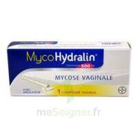 Mycohydralin 500 Mg, Comprimé Vaginal à BOURG-SAINT-ANDÉOL