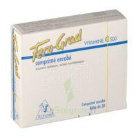 Fero-grad Vitamine C 500, Comprimé Enrobé à BOURG-SAINT-ANDÉOL
