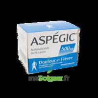 Aspegic 500 Mg, Poudre Pour Solution Buvable En Sachet-dose 20 à BOURG-SAINT-ANDÉOL