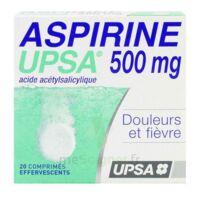 Aspirine Upsa 500 Mg, Comprimé Effervescent à BOURG-SAINT-ANDÉOL