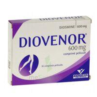 Diovenor 600 Mg, Comprimé Pelliculé à BOURG-SAINT-ANDÉOL