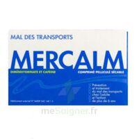 Mercalm, Comprimé Pelliculé Sécable à BOURG-SAINT-ANDÉOL