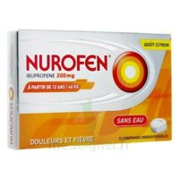 Nurofen 200 Mg, Comprimé Orodispersible à BOURG-SAINT-ANDÉOL