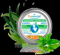 Puressentiel Respiratoire Gommes Menthe-eucalyptus Respiratoire - 45 G à BOURG-SAINT-ANDÉOL