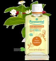 Puressentiel Articulations & Muscles Huile De Massage Bio** Effort Musculaire - Arnica - Gaulthérie - 100 Ml à BOURG-SAINT-ANDÉOL