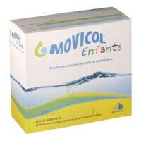 Movicol Enfants, Poudre Pour Solution Buvable En Sachet-dose à BOURG-SAINT-ANDÉOL