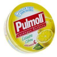 Pulmoll Pastilles Citron B/45g à BOURG-SAINT-ANDÉOL