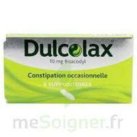 Dulcolax 10 Mg, Suppositoire à BOURG-SAINT-ANDÉOL