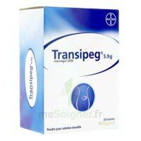 Transipeg 5,9g Poudre Solution Buvable En Sachet 20 Sachets à BOURG-SAINT-ANDÉOL