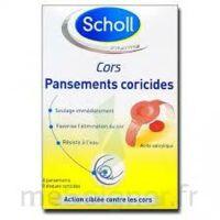 Scholl Pansements Coricides Cors à BOURG-SAINT-ANDÉOL